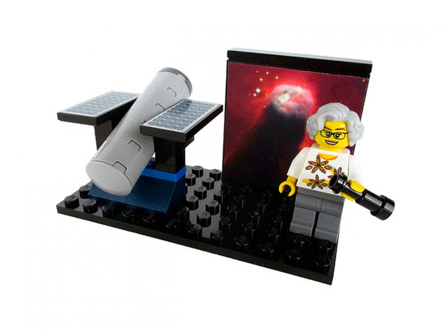 Donne della NASA: la special edition LEGO che celebra le scienziate