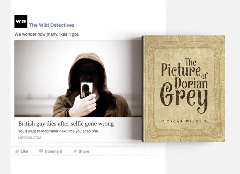 Litbaits: quando il clickbait promuove la trama dei romanzi classici