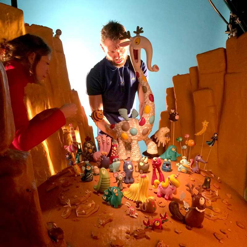 Play-Doh: 10 mesi e 948 confezioni per creare l'ultima campagna