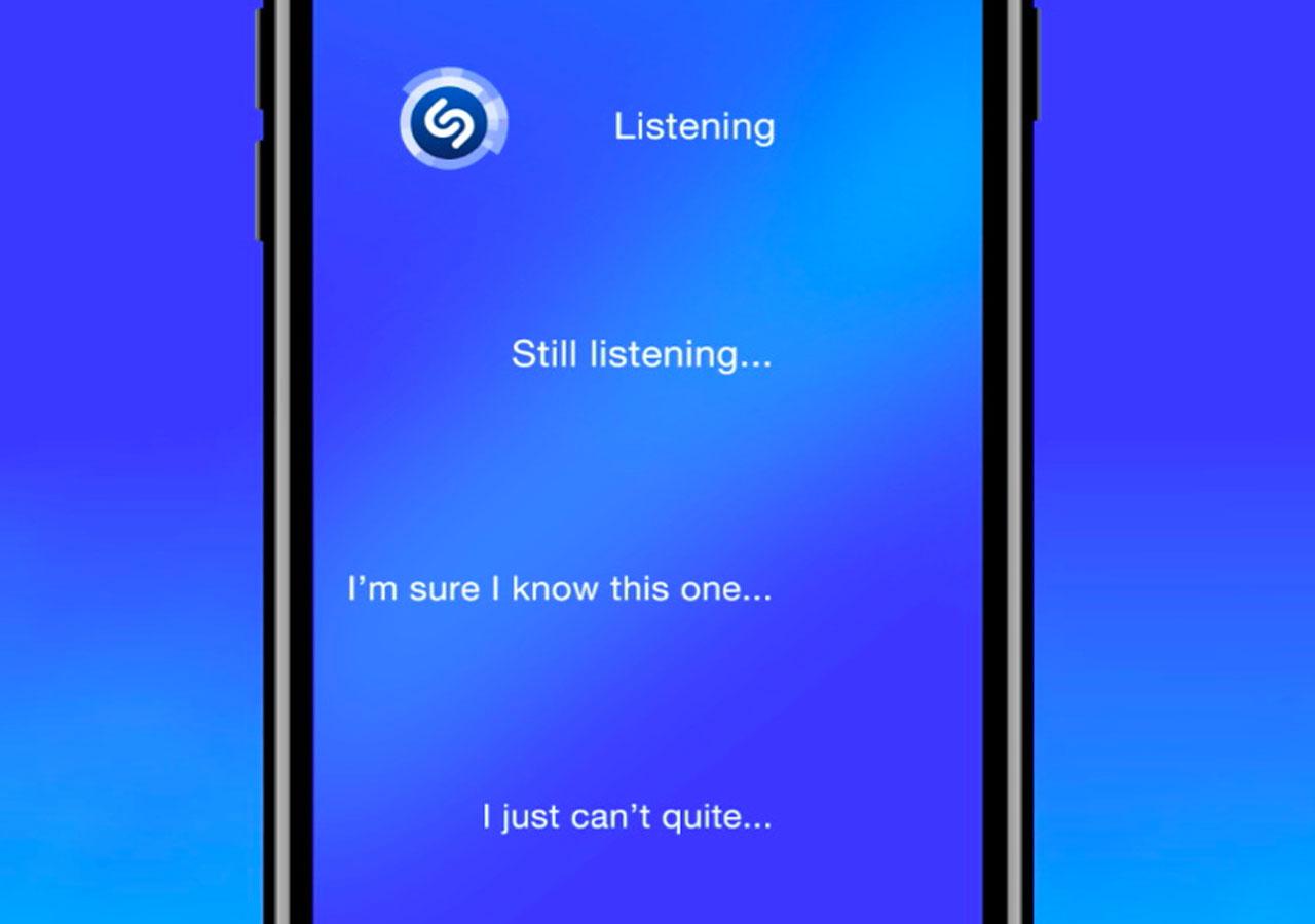 Shazam dimentica i titoli delle canzoni per la campagna sull'Alzheimer