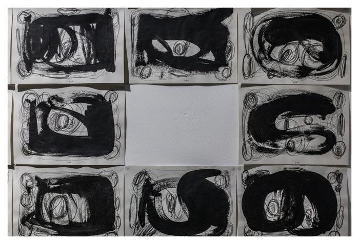 Intervista a Giuseppe Mendolia Calella: l'artista in equilibrio tra spazi pieni e vuoti