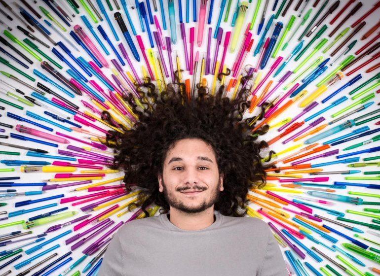 Intervista a Paolo Amico: un intero mondo dietro una penna a sfera