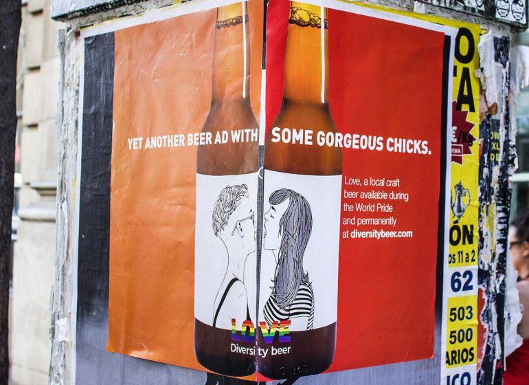 Gay Pride: 10 campagne pubblicitarie a sostegno della comunità LGBTQ