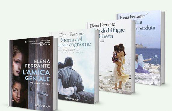 Perché leggere la saga de L'Amica Geniale di Elena Ferrante