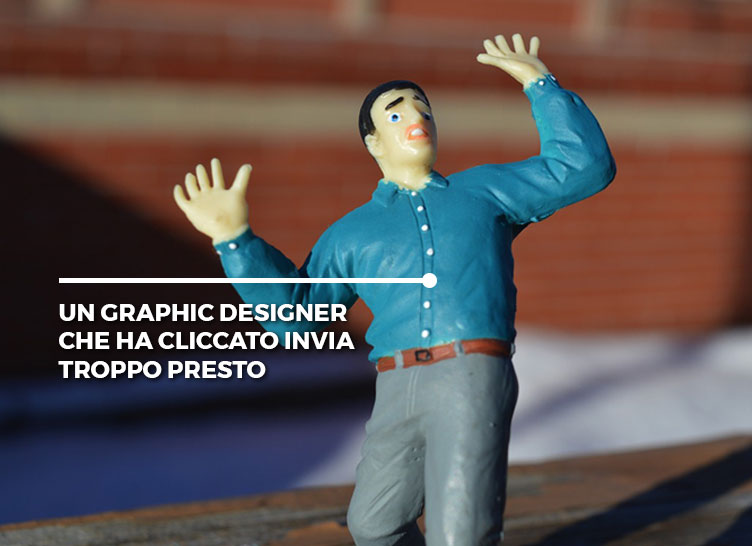 I graphic designer raccontano le peggiori gaffe commesse a lavoro