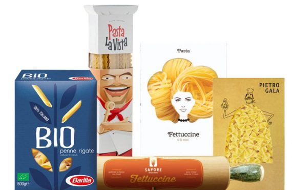 World Pasta Day: 10 packaging creativi per celebrarlo